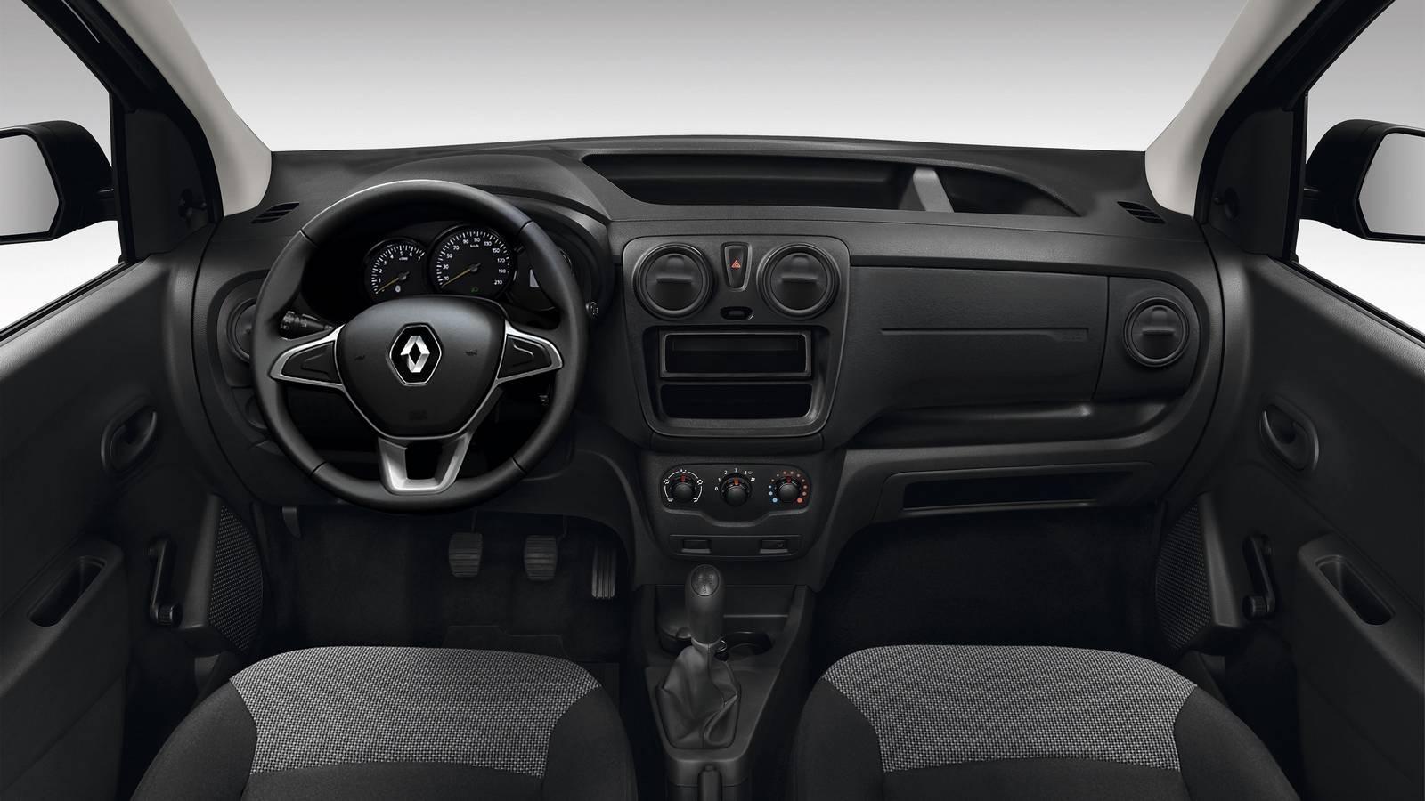 Renault Dokker Van '2016–н.в.