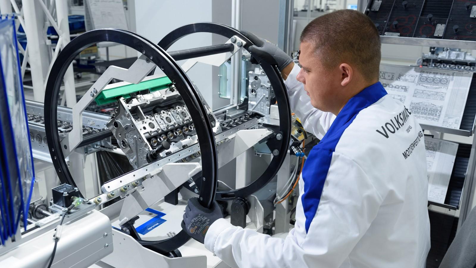 Завод по производству двигателей в Калуге (18)