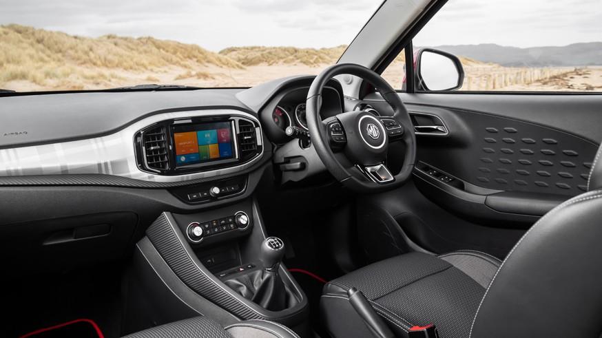 MG планирует выпустить новый компактный хэтчбек размером с MG3. Появится в конце года