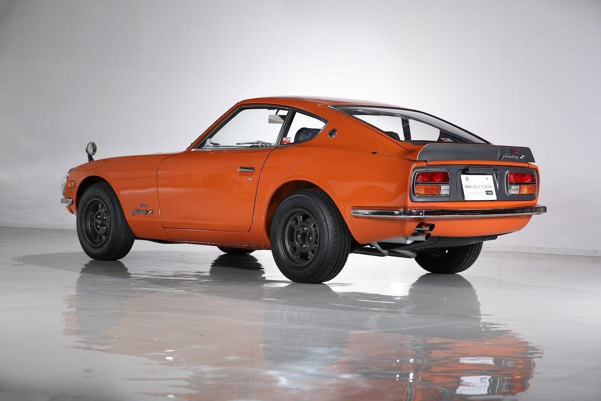 Nissan который дороже раритетных Ferrari и Porsche пойдёт с молотка