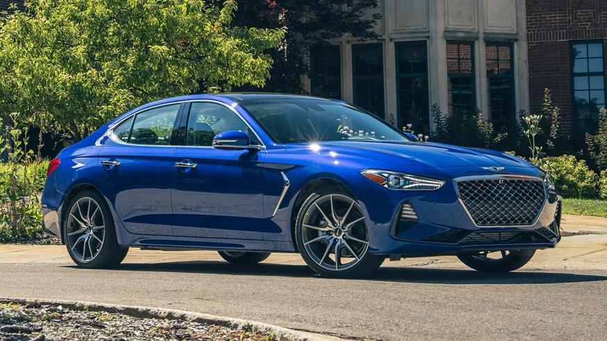 Genesis лишит седан G70 механической коробки передач. Такая версия не пользуется спросом
