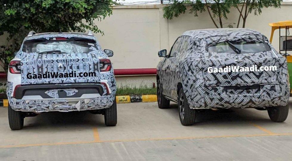 Бюджетный паркетник Renault снова засветился на фото. Модель выйдет на рынок с опозданием