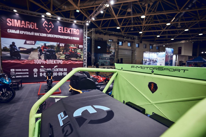 «Едрайв» – первая российская выставка  электротранспорта!