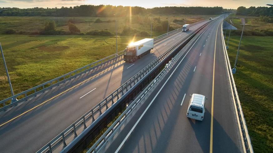 Платная трасса М-12: первый километр асфальта уложен на участке во Владимирской области