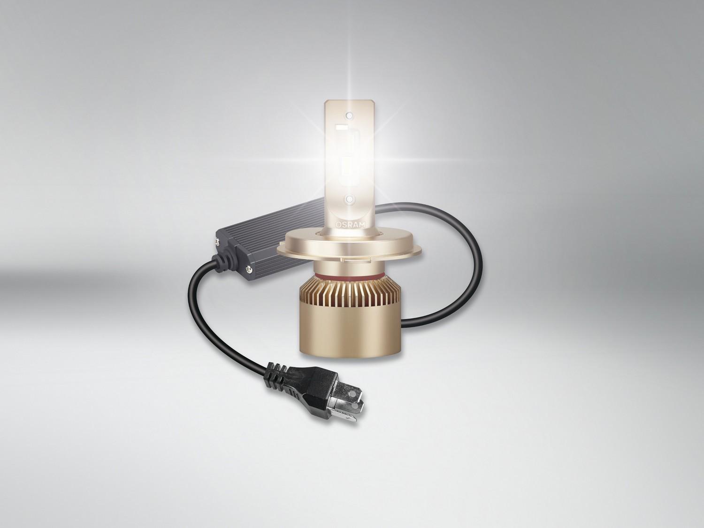 Для тех, кто хочет перейти на светодиодное освещение, появились лампы LEDriving HL