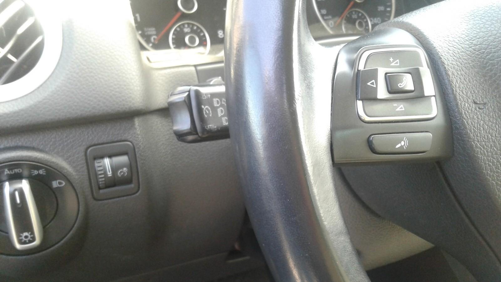 Volkswagen Tiguan руль