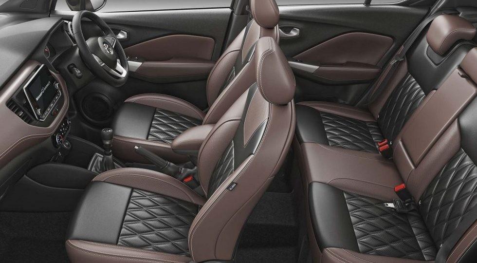 Nissan Kicks для индийского рынка