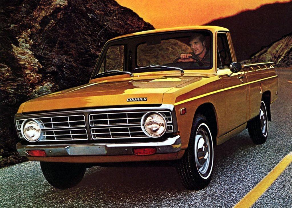 Пикап Ford Courier первого поколения