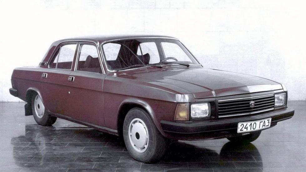 Упрощенный вариант модели 3102. Такой могла стать 24-10
