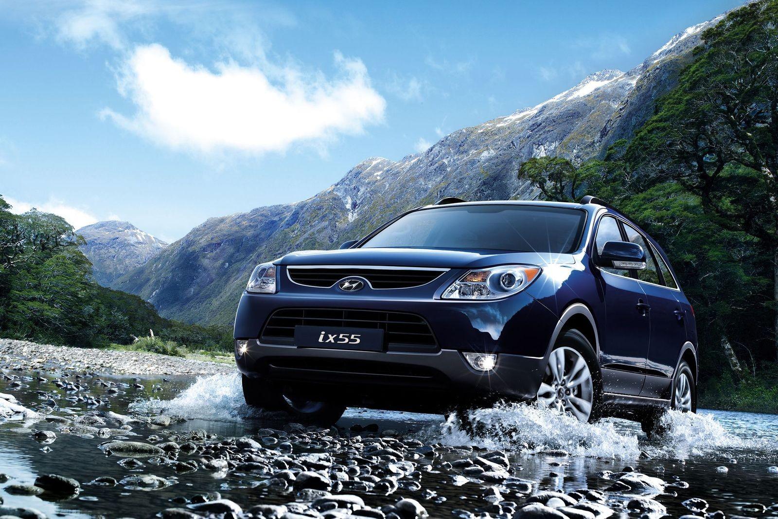 Без изысков, но недорого в содержании: стоит ли покупать Hyundai ix55 за 1,2 миллиона рублей