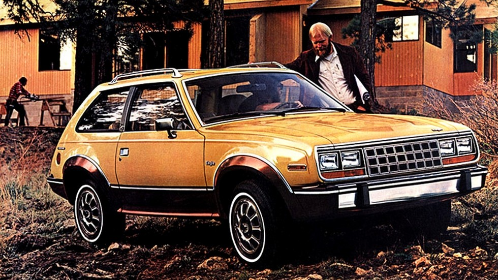 На фото: AMC Eagle Kammback '1981–82
