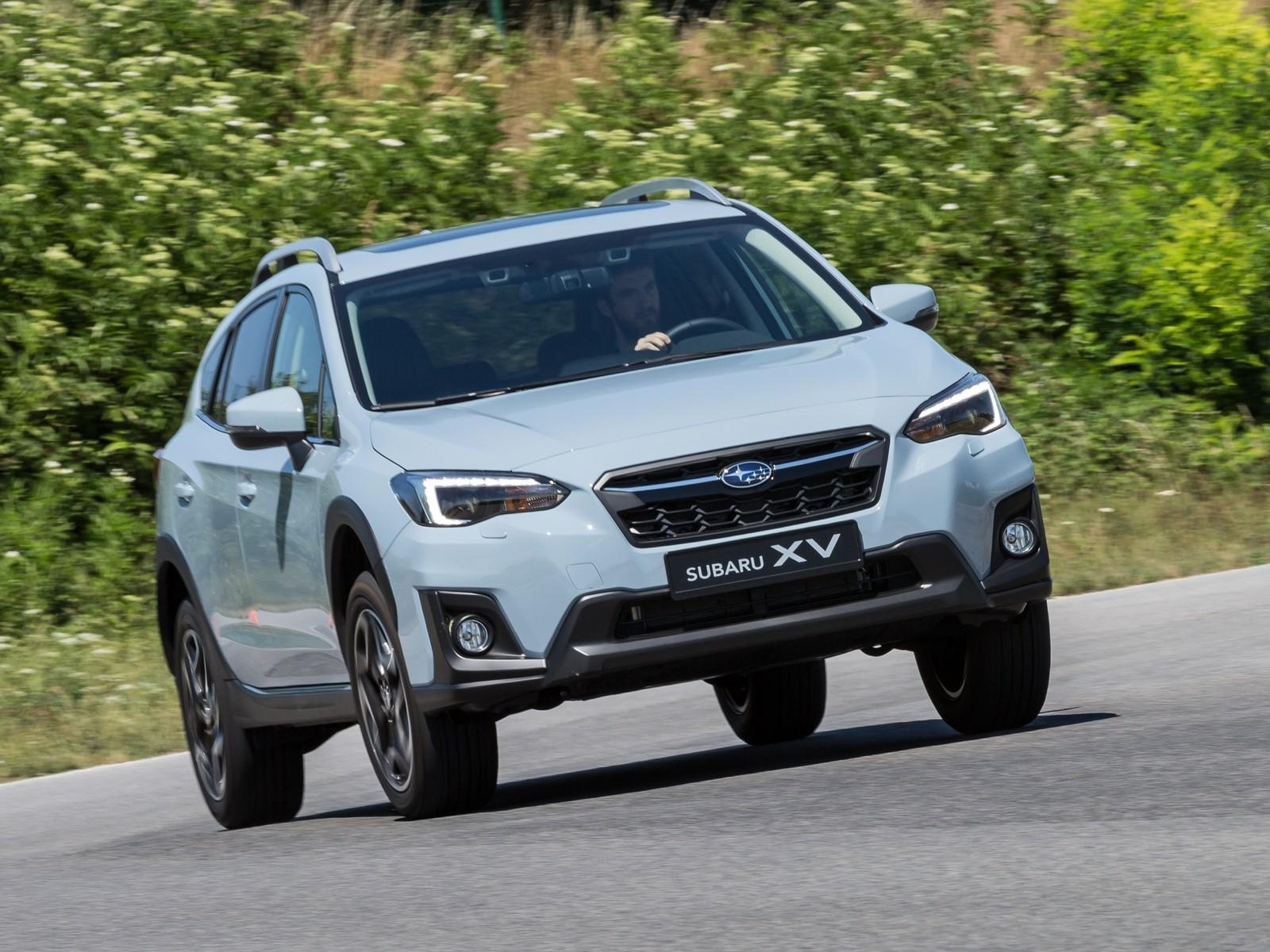 Плохо рассчитали долговечность: Subaru отзывает в РФ кроссоверы XV