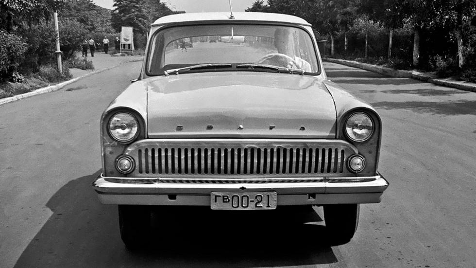 «Поисковые» варианты дизайна 1960 года выглядели очень смело