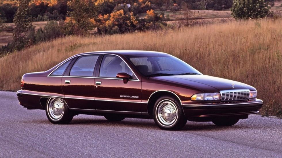 На фото: Chevrolet Caprice Classic '1990–92
