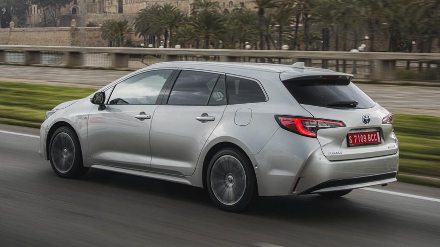 ДНК спортивного автомобиля: Toyota может выпустить «заряженный» универсал Corolla