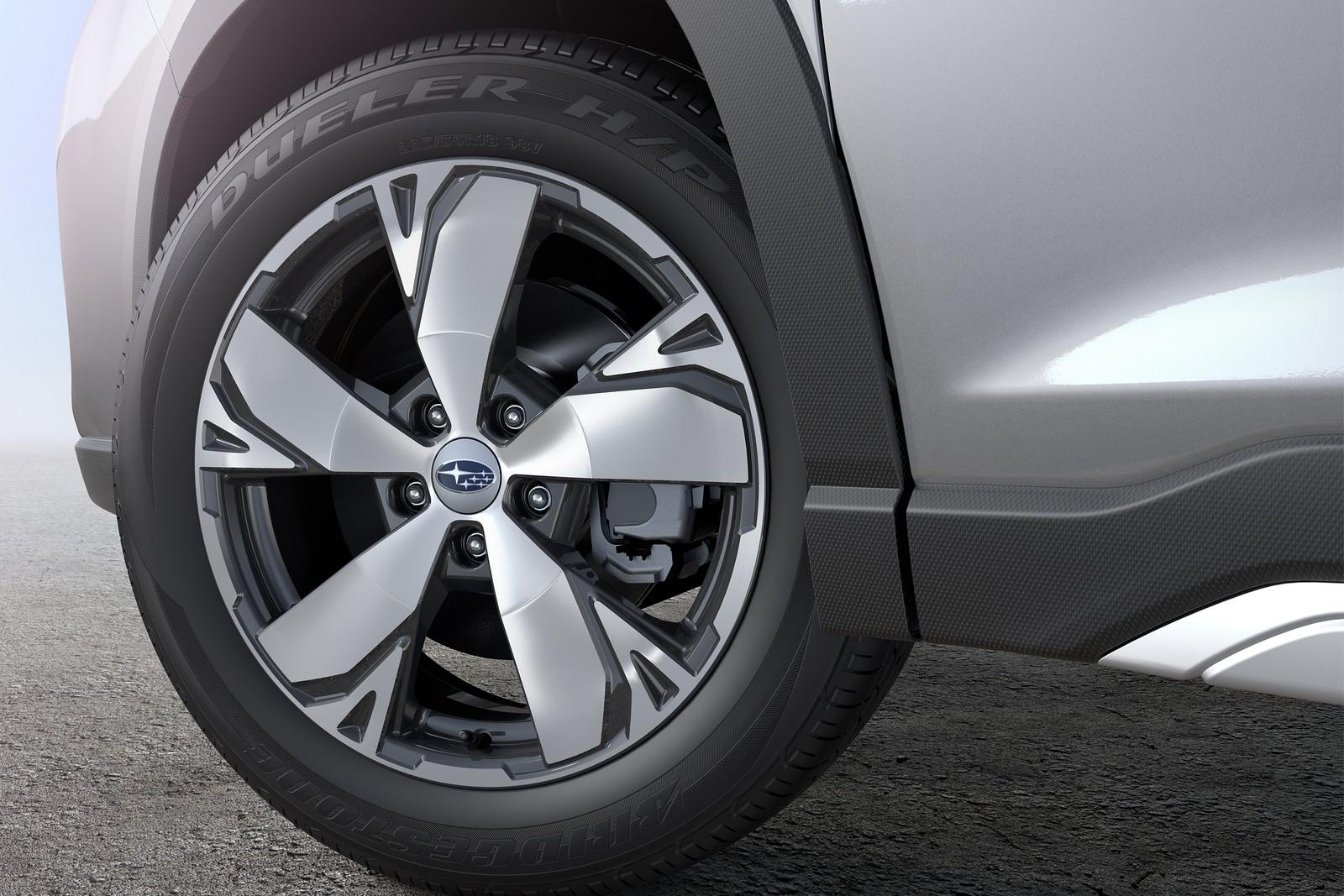 Subaru Forester SK колесо