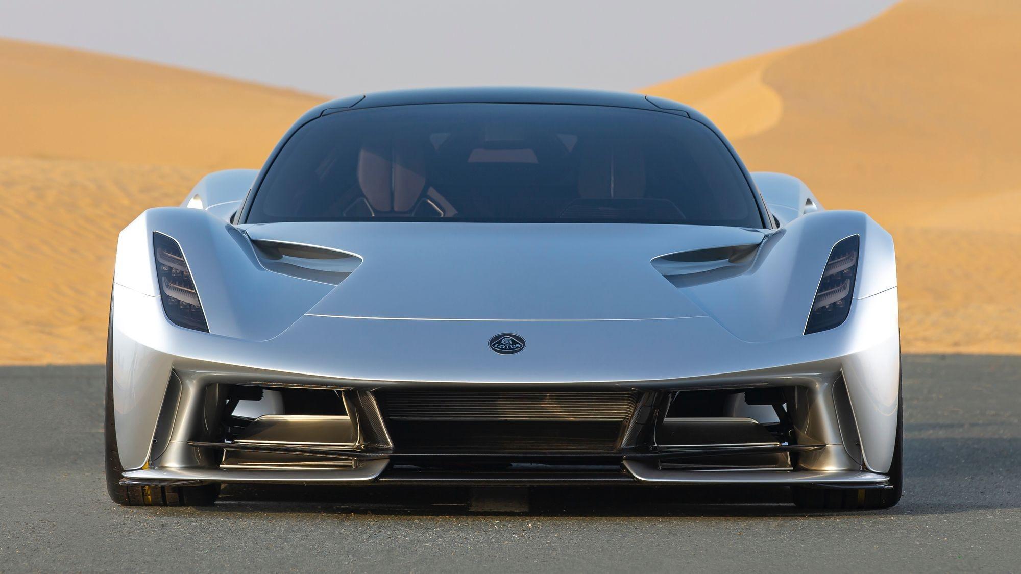 Гиперкар Lotus Evija задерживается, зато он снова самый мощный в мире