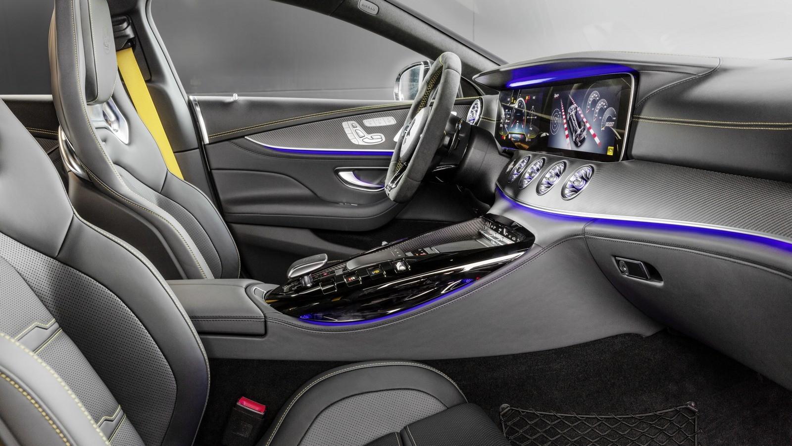 Die neue Mercedes-AMG GT 63 S 4MATIC+ Edition 1: Noch mehr Individualität für das AMG GT 4-Türer Coupé