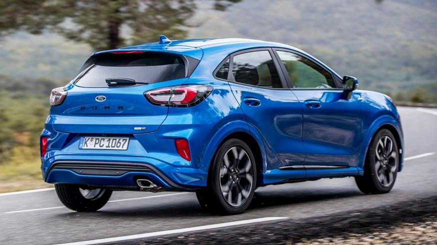Теперь и дизель: Ford расширил линейку моторов, а также список комплектаций кроссовера Puma