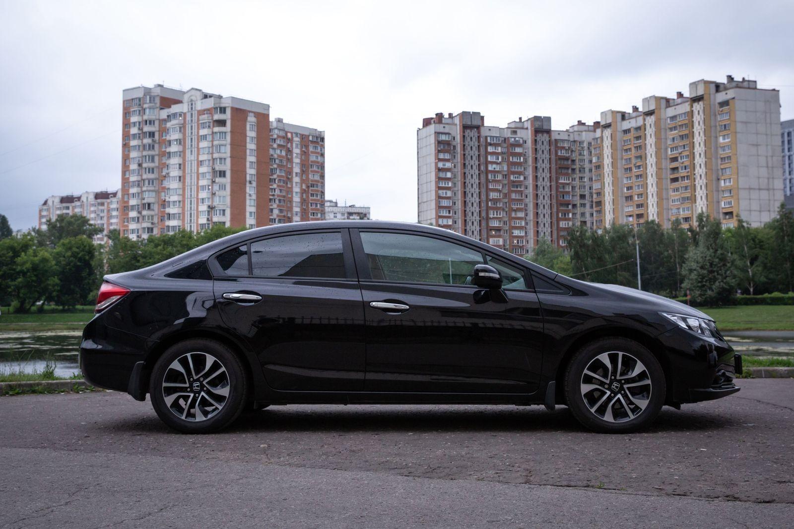 Honda Civic IX с пробегом: отсутствие антикора и пока еще беспроблемная электрика