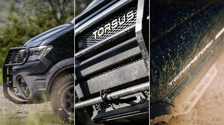 Torsus готовится представить вторую модель: ею станет микроавтобус Terrastorm
