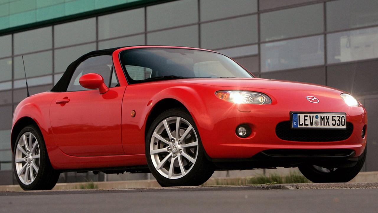 Mazda MX-5 (NC) '2005–15