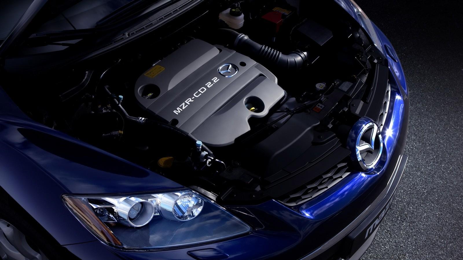 Под капотом Mazda CX-7 '2009–12