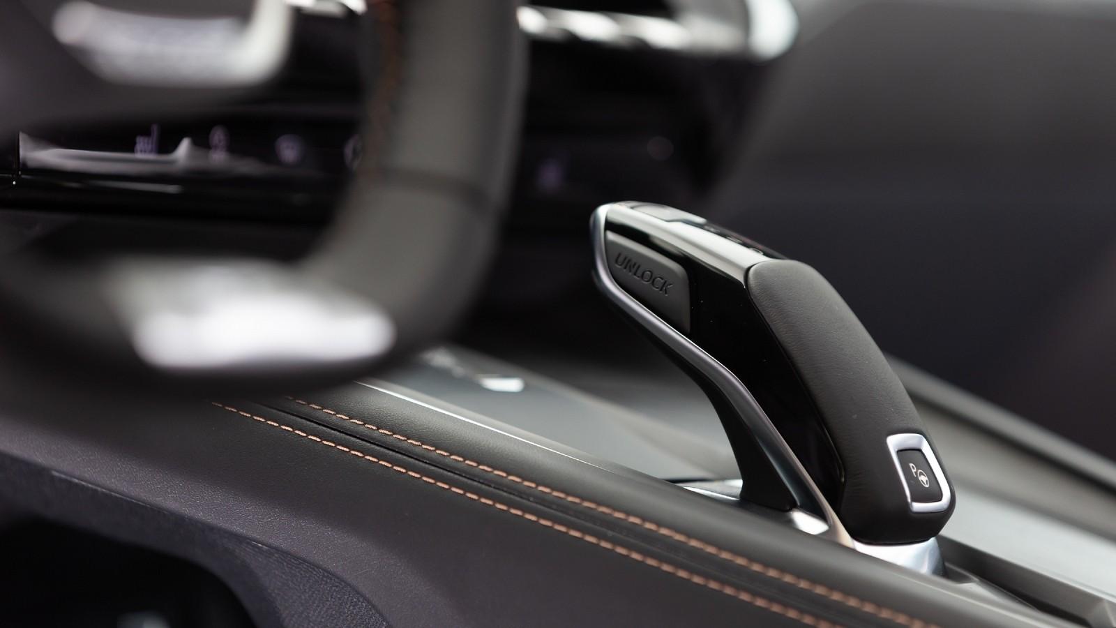 Peugeot 508 рычаг кпп