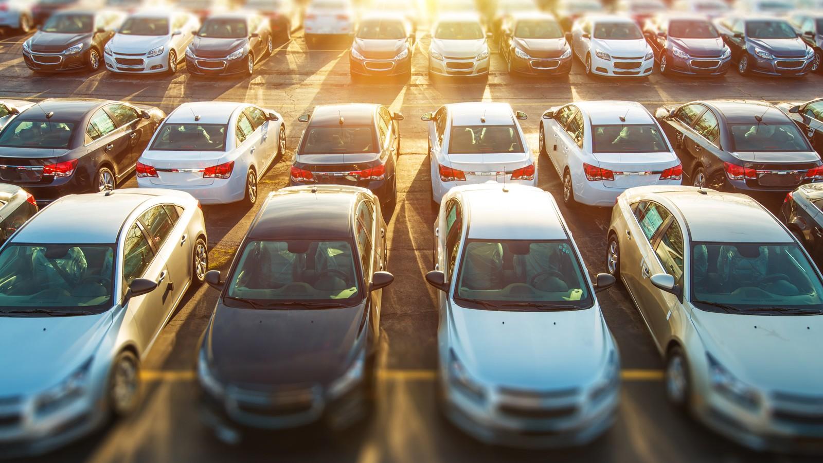 Dealer Vehicles in Stock