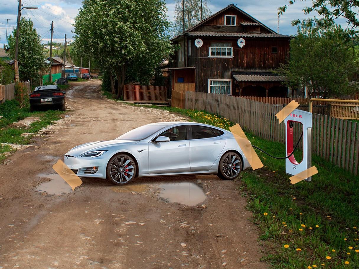 Налог на ввоз электромобилей в россию