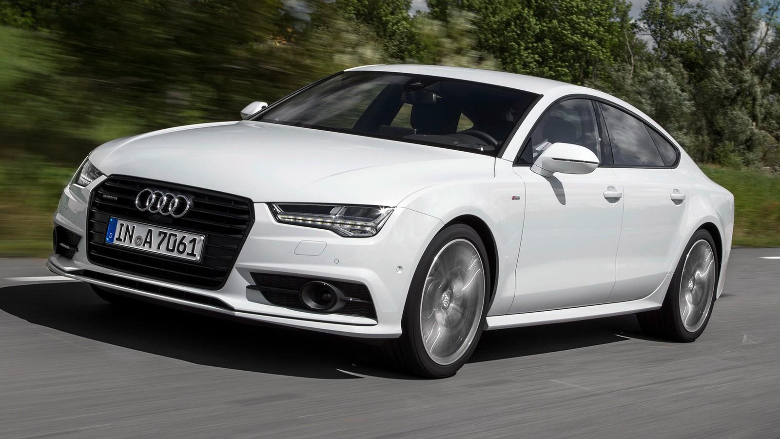 На фото: Audi A7