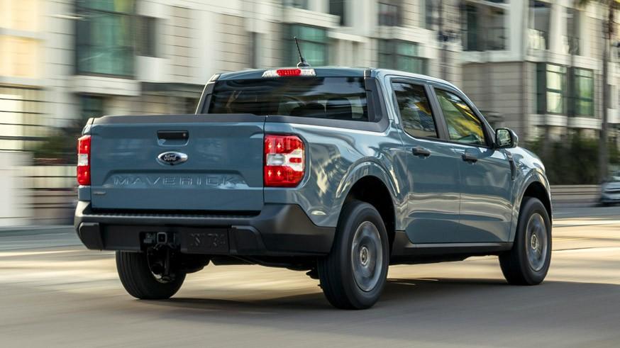 Очередной грузовик: модельную линейку Ford может пополнить ещё один пикап