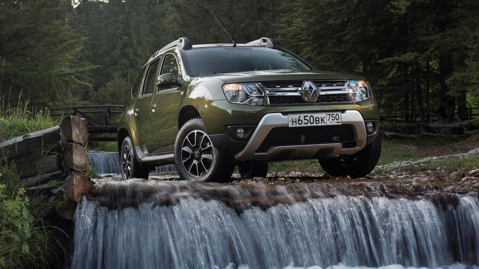 Renault Duster RU-spec '2015–н.в.