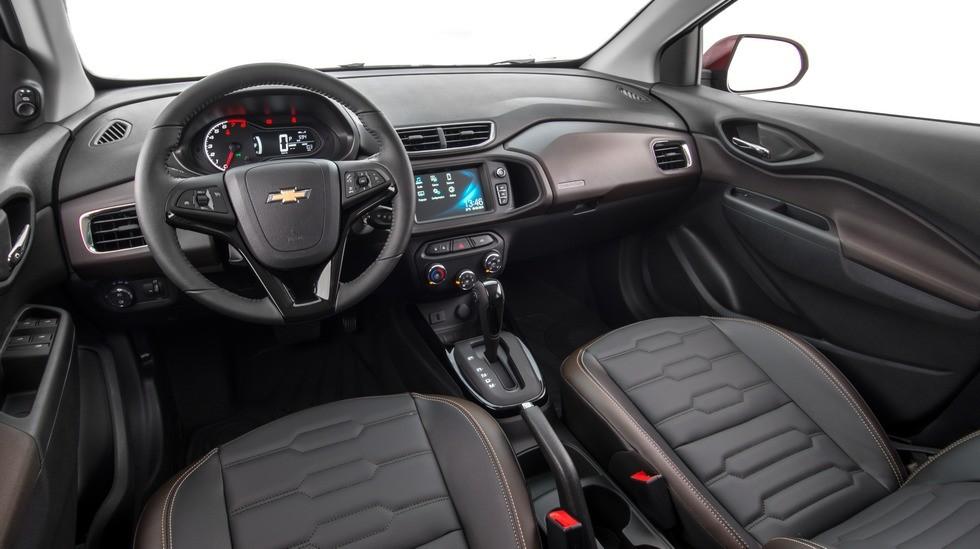 Chevrolet Prisma актуального поколения