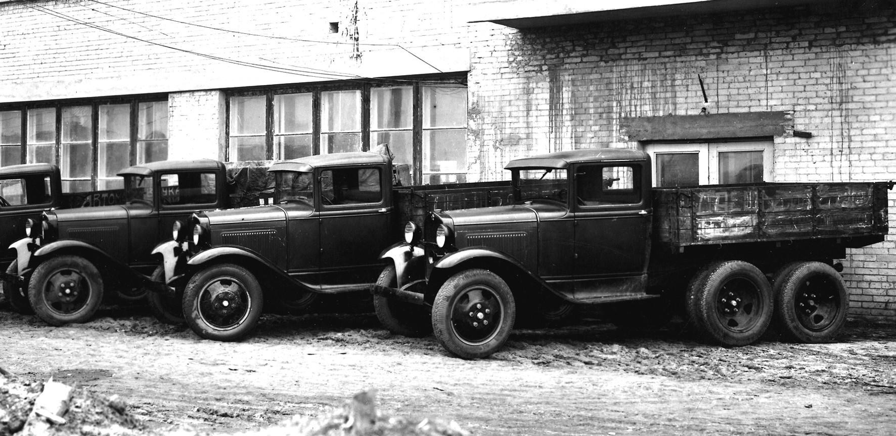Ford-Timken отечественной сборки