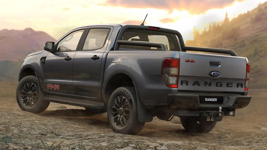 Подзаряжаемый гибрид Ford Ranger планируется выпустить в 2022 году