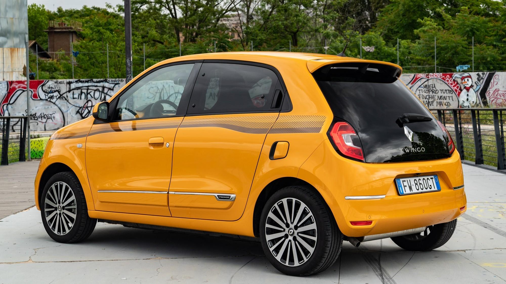 Делать дёшево выходит слишком дорого: Renault избавится от модели Twingo