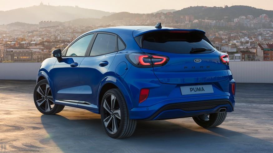 Ещё один «заряженный» кроссовер: у Ford Puma появится версия ST