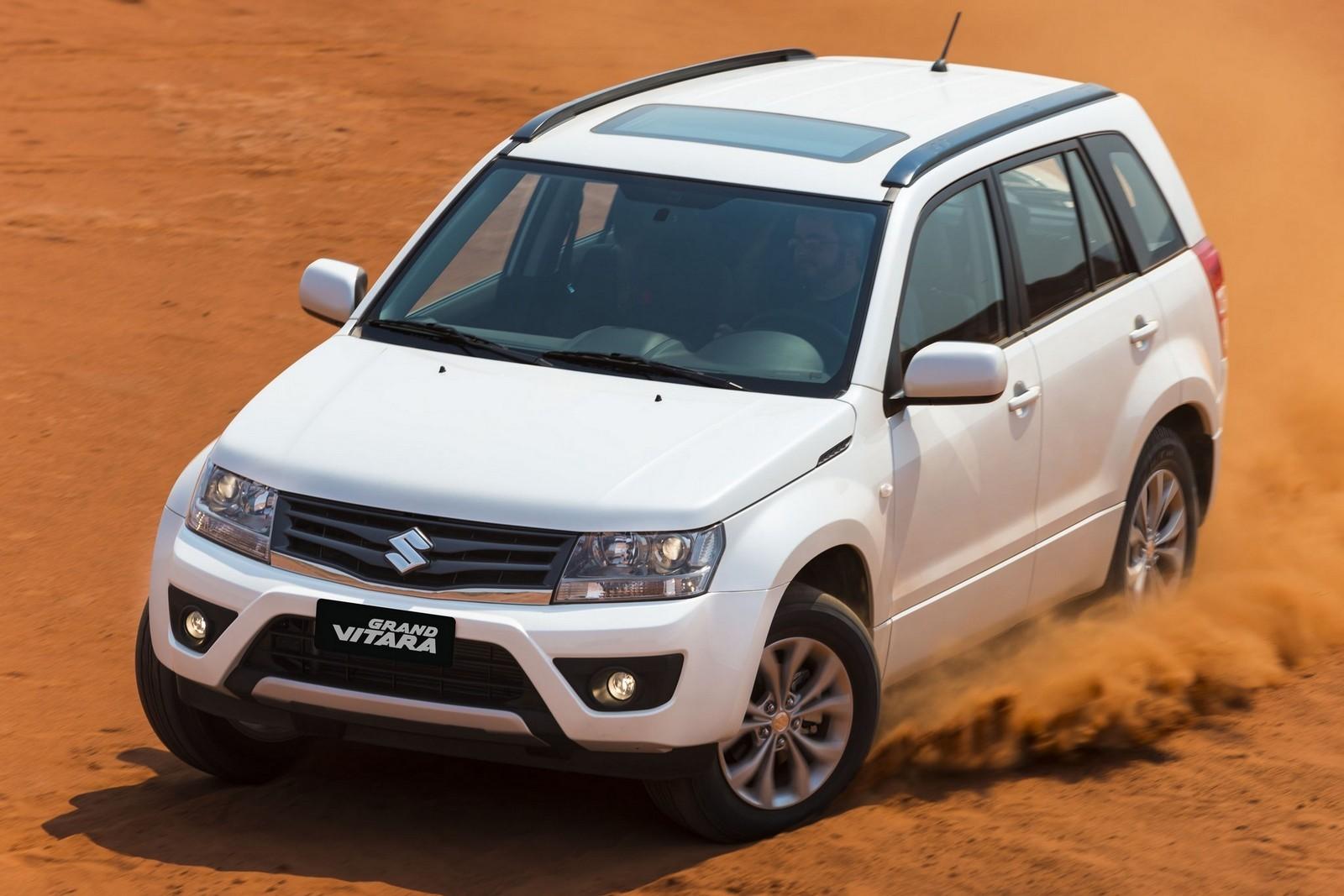 Suzuki Grand Vitara '2021–н.в.