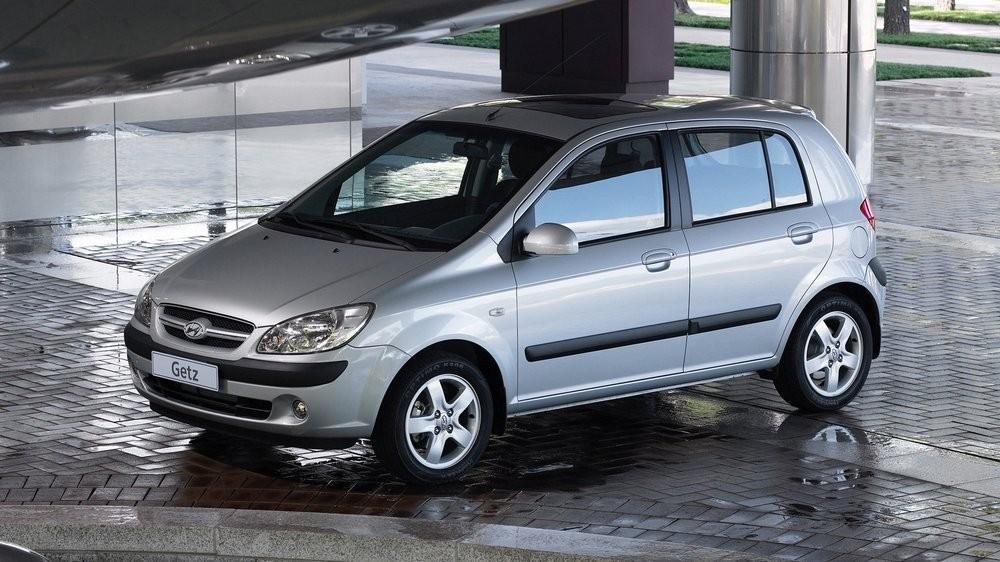 Hyundai Getz '2005–2010