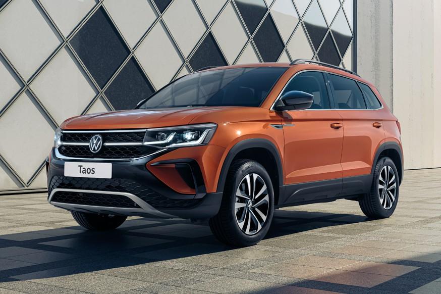 Близнец Skoda Karoq встал на конвейер: Volkswagen начал выпускать кроссоверы Taos в России
