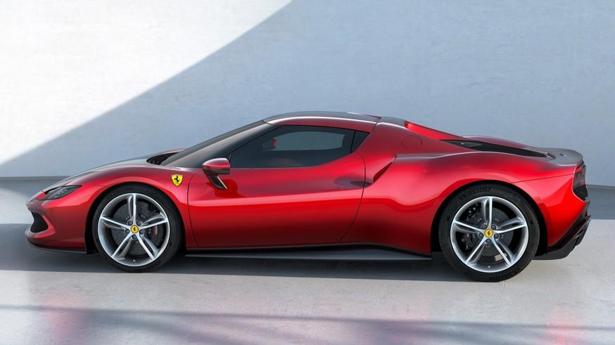Ferrari 296 GTB: гибридная установка на основе V6, 830 л.с. и 2,9 секунды до «сотни»