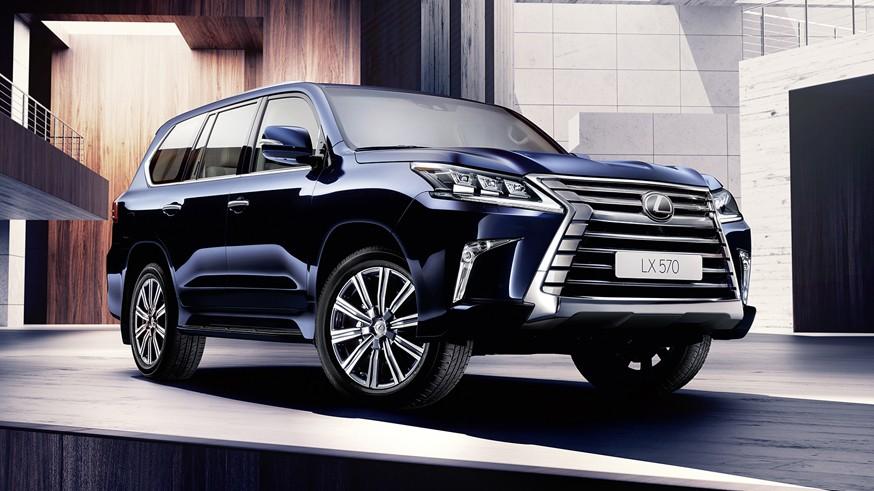 Lexus интригует тизером LX 600 в преддверии премьеры: до дебюта осталось меньше недели