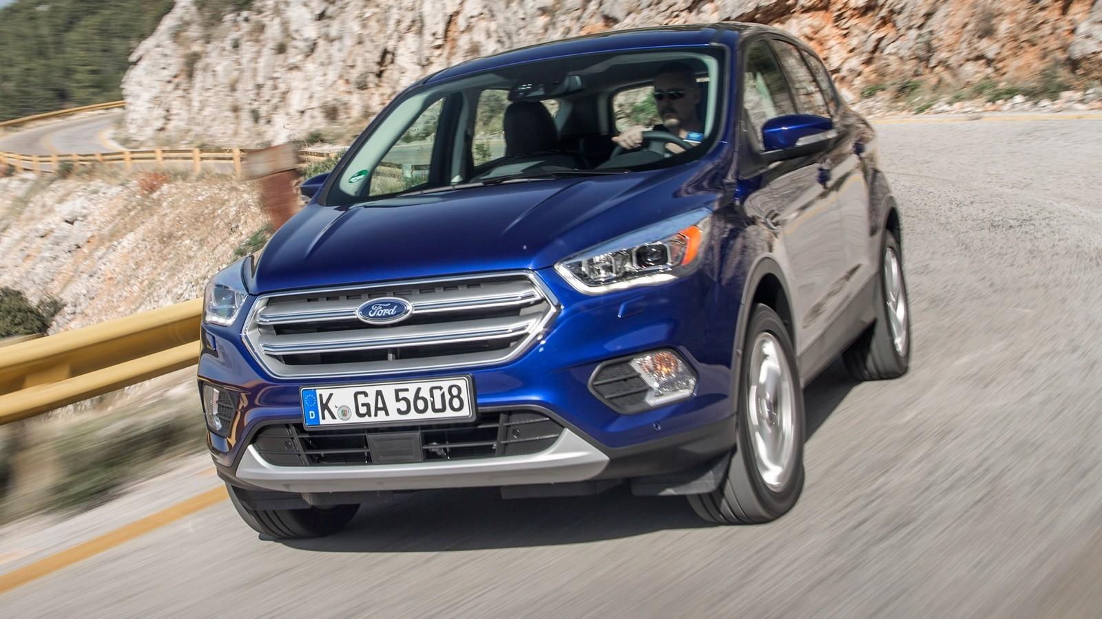 Ford Kuga Titanium Worldwide '2016–н.в.