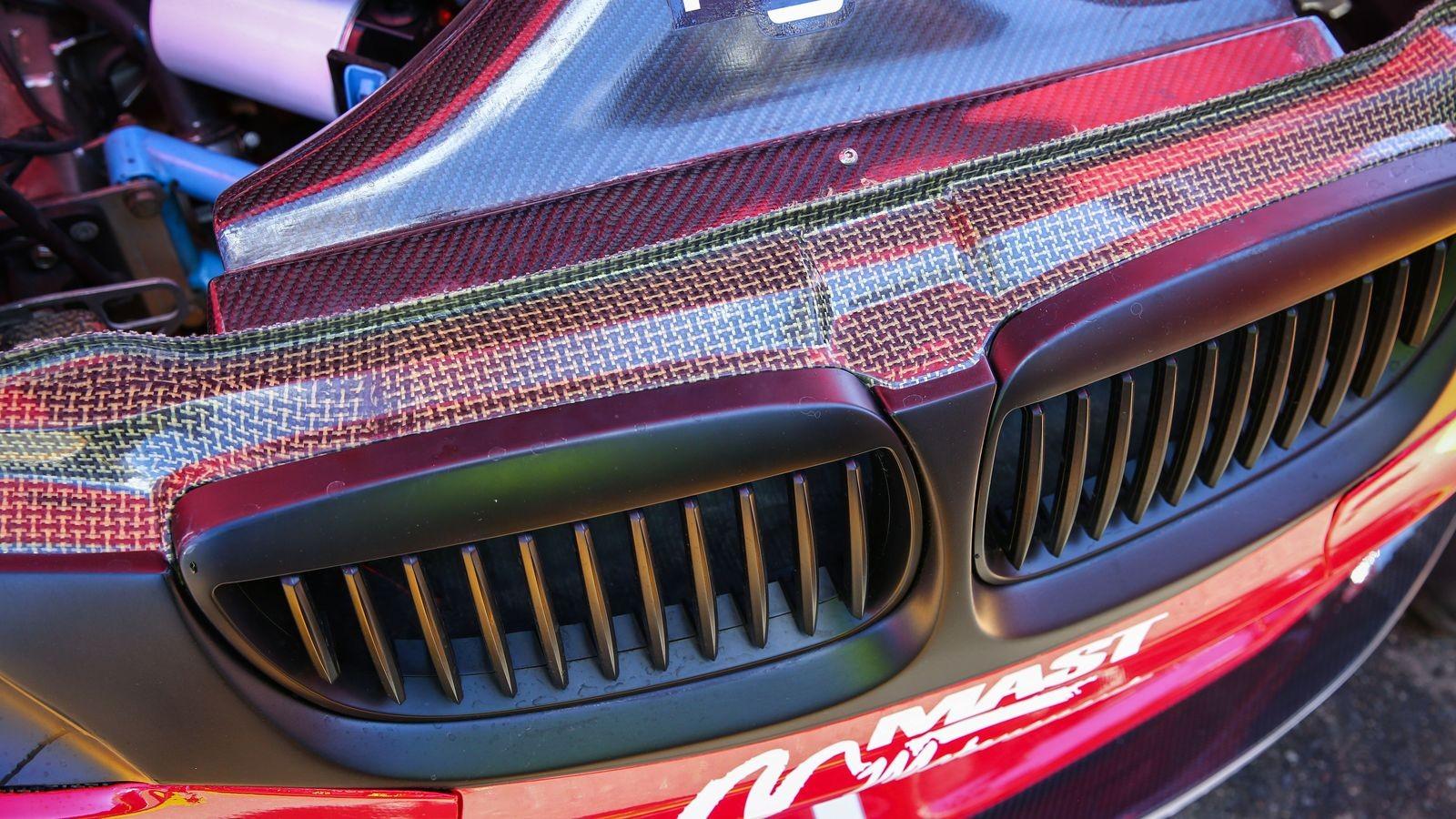 850 сил без наддува: тюнинг BMW E92
