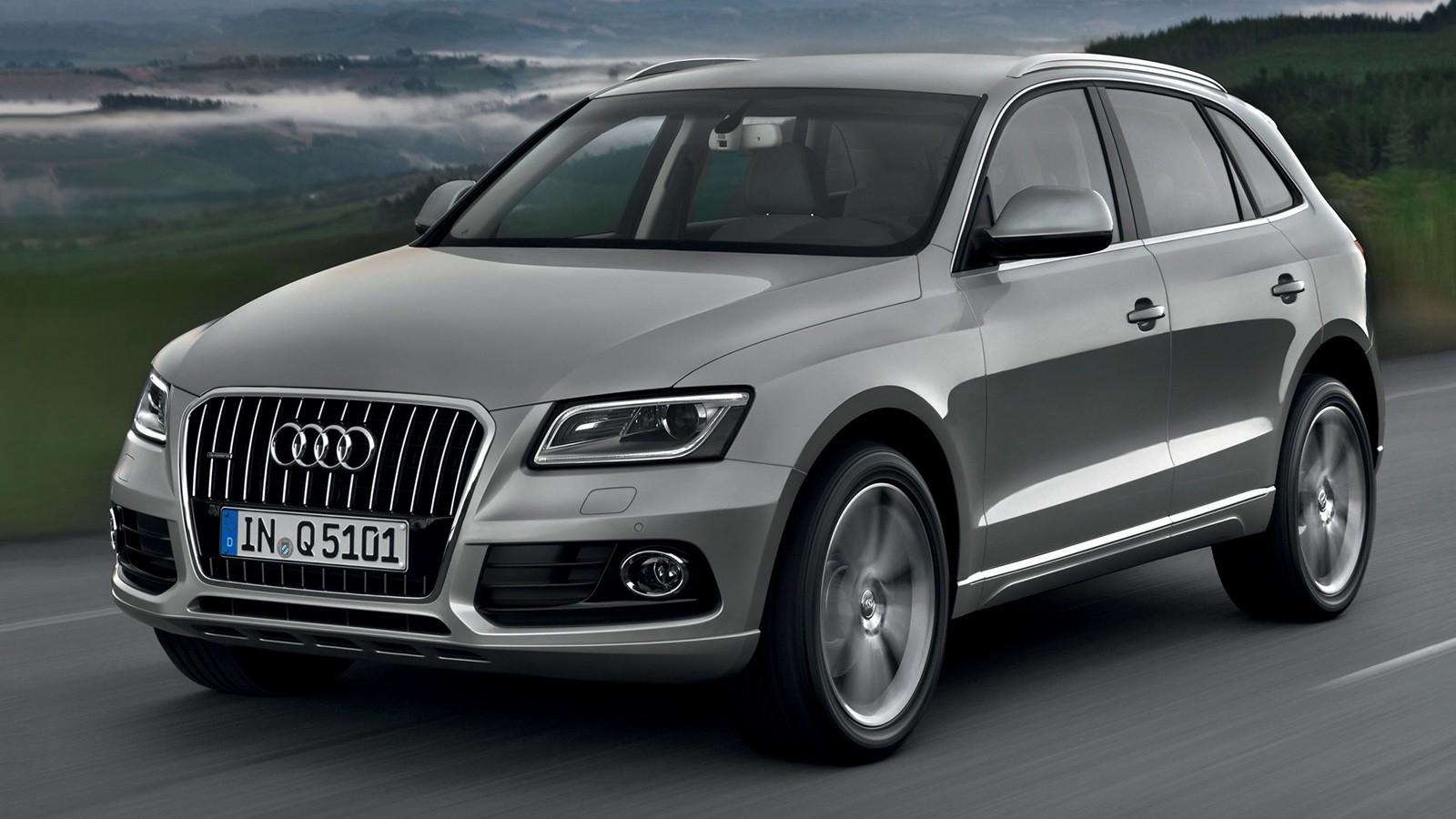 На фото: Audi Q5