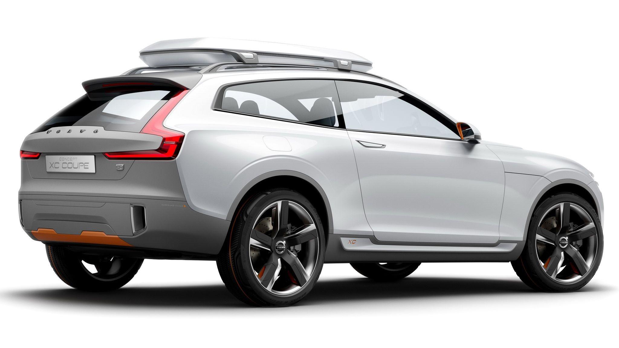 Volvo XC100: четыре места, автопилот и только электрическая силовая установка