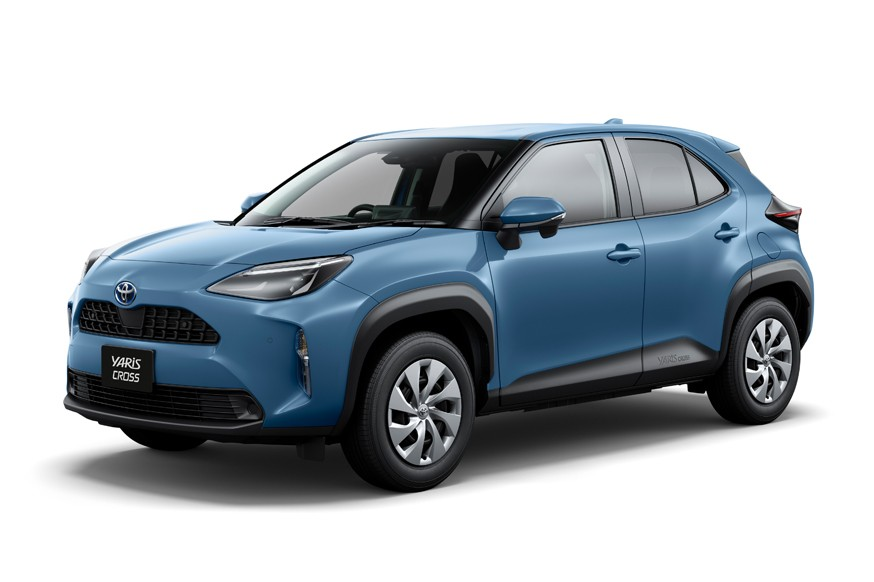 Toyota Yaris Cross выходит на домашний рынок с базовым трёхцилиндровым мотором
