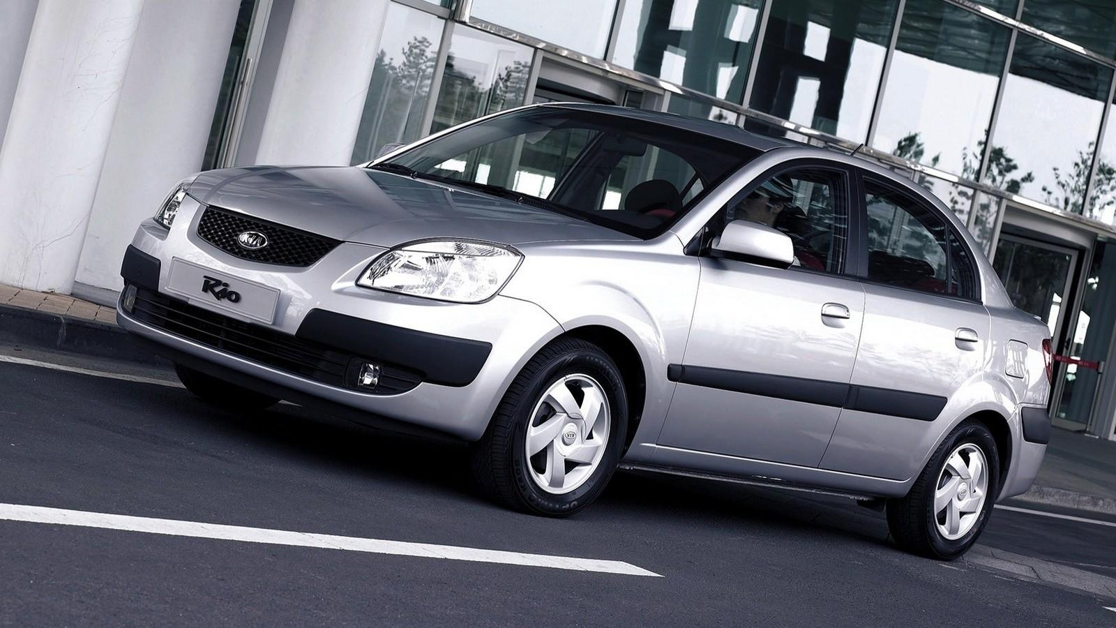 Kia Rio Sedan (JB) '04.2005–09