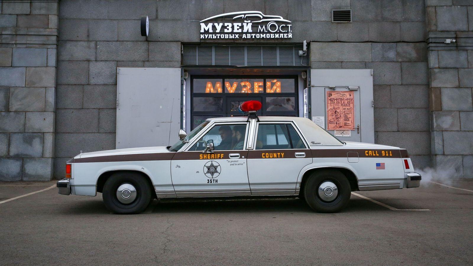 Руки на капот! Опыт владения Ford LTD Crown Victoria 1986 года